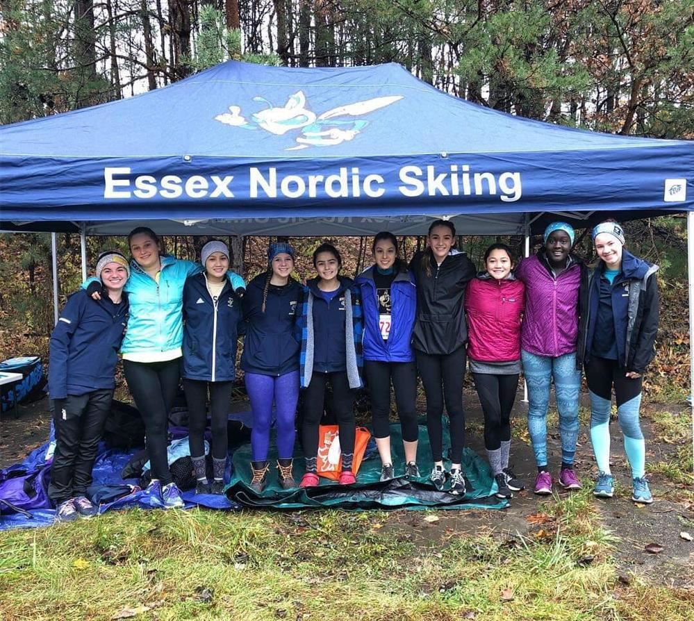 EHS Nordic Team at the Run Your Can Off Event