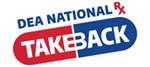 Logo Image: DEA National RX Takeback