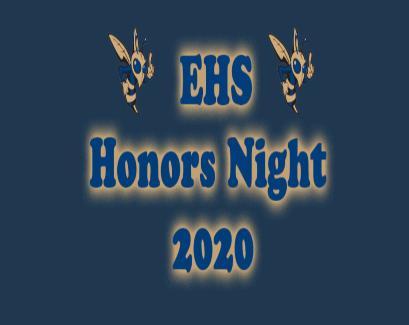 Honors night flyer