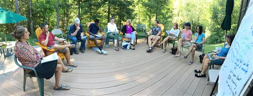 Voices for Education Retreat - 2018