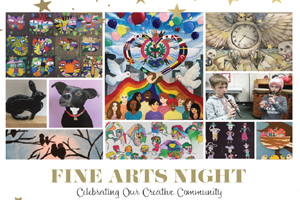 EWSD Fine Arts Night – March 12th
