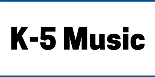 K-5 Music Landing Page Button