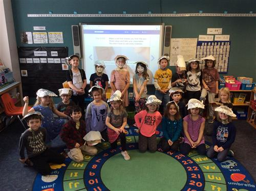Science- Designing and Building Hats
