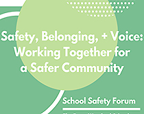 School Safety Conversation