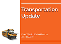 06.19.18 EWSD Transportation Update