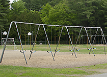 A playground in the EWSD