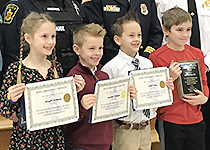 FMS Hero Ceremony