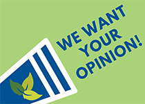 EWSD is looking for your opinions