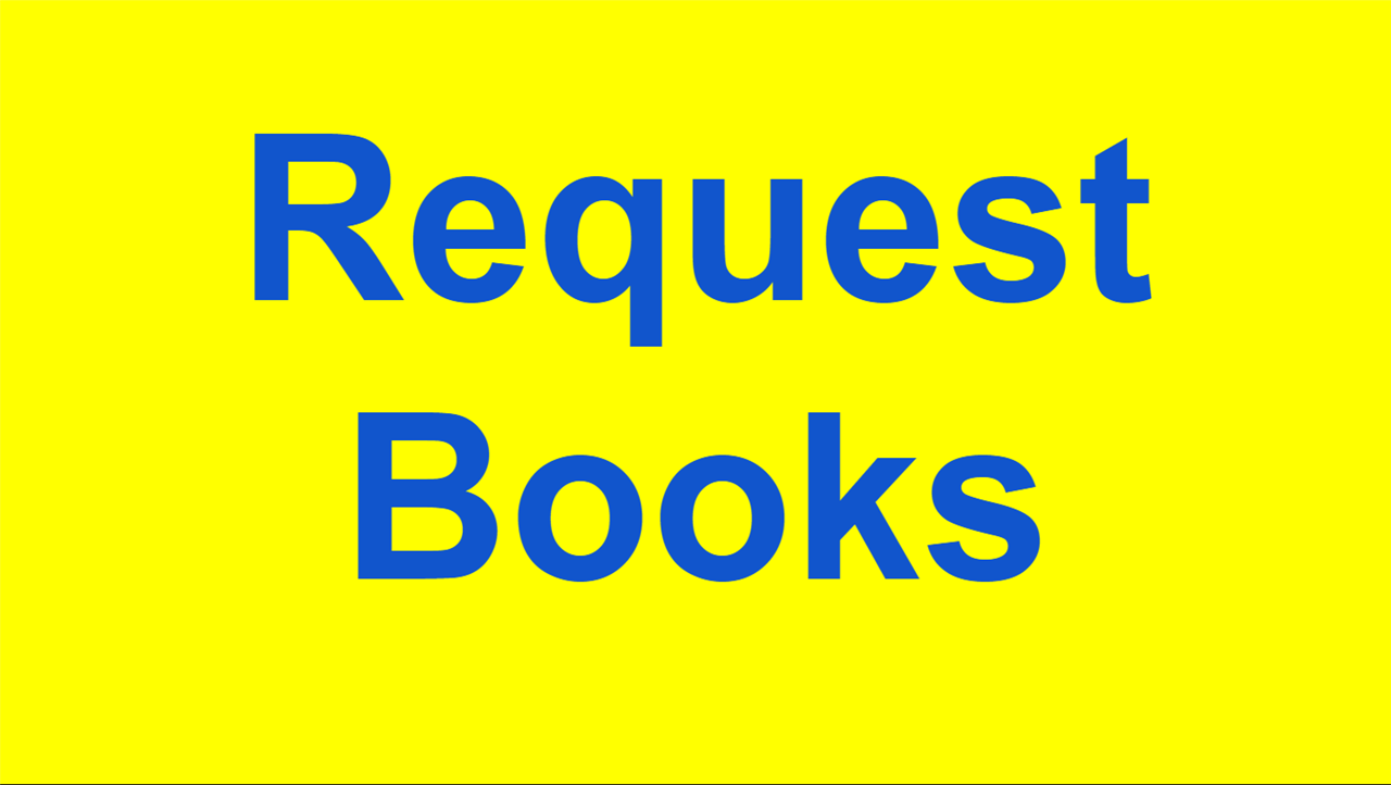 Submit Book Requests