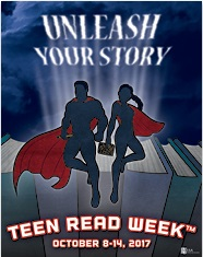 Teen Read Week!
