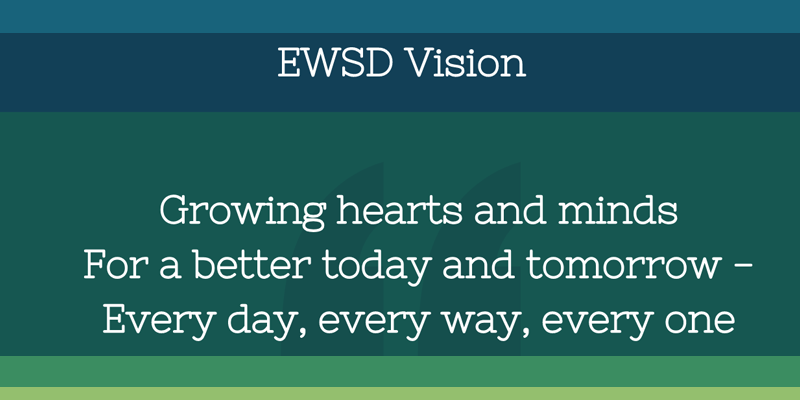 Growing hearts and minds For a better today and tomorrow -  Every day, every way, every one