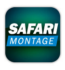 Safari Montage video streaming