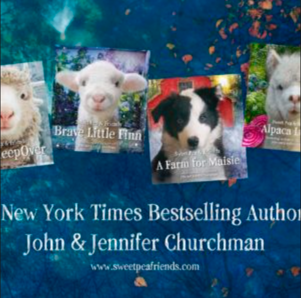 some of author John Churchman's books