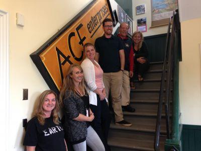 ACE Staff at Park Street