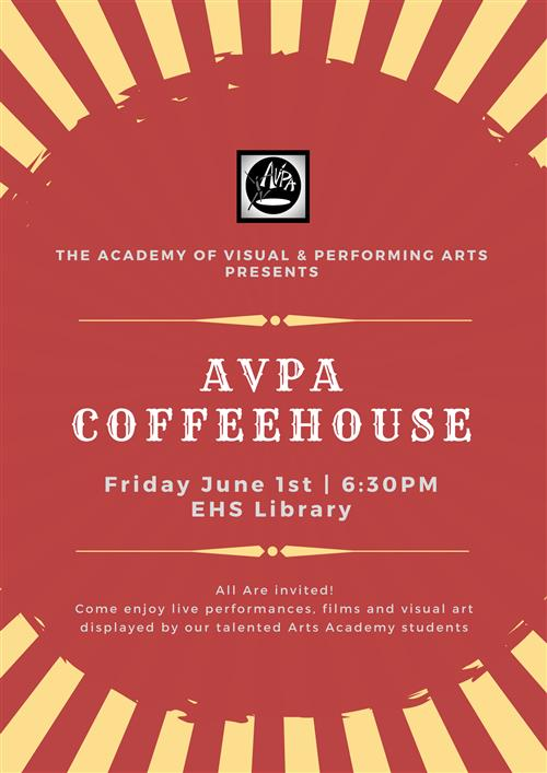 AVPA Coffeehouse Event