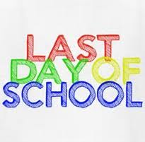 Final Day of School is June 14th 2019